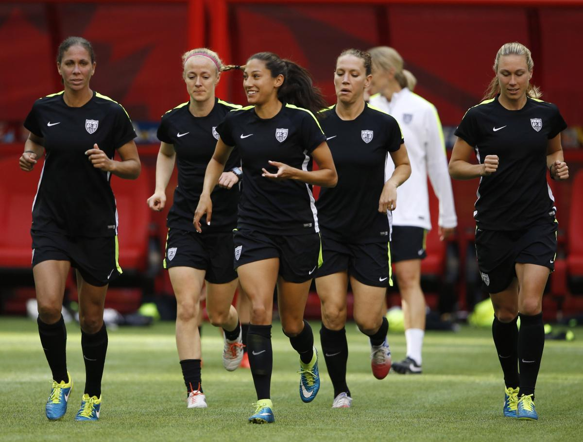 USA vs. Nigeria Soccer: TV Channel, Start Time, Live Stream Info For Women's World Cup 2015 Group Match