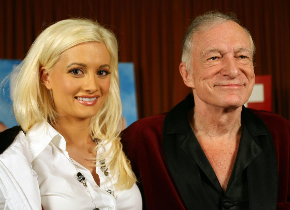Angel From Holly's World holly madison reveals why she really broke up with hugh