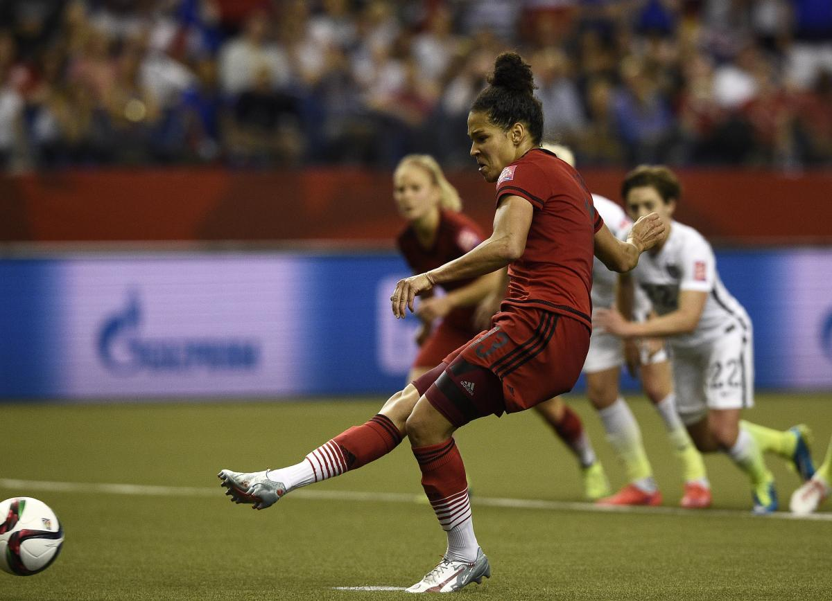 England vs. Germany Soccer: TV Channel, Start Time, Live Stream Info For Women's World Cup Third Place Game 2015
