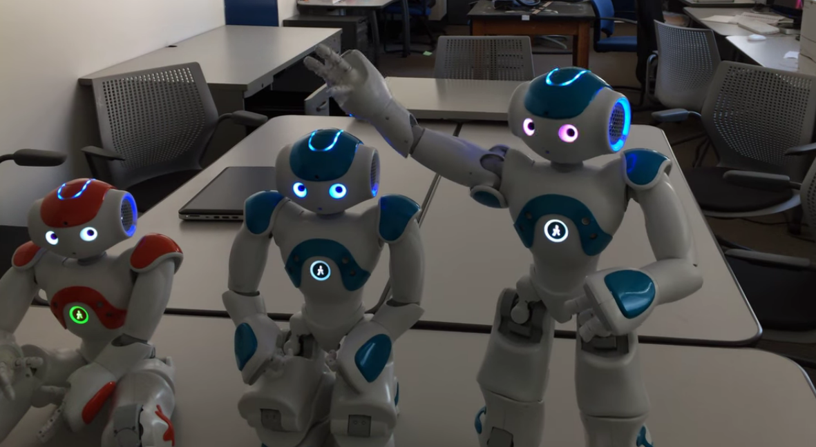 Artificial Intelligence: Humanoid Robot Exhibits A Moment Of Self-Awareness