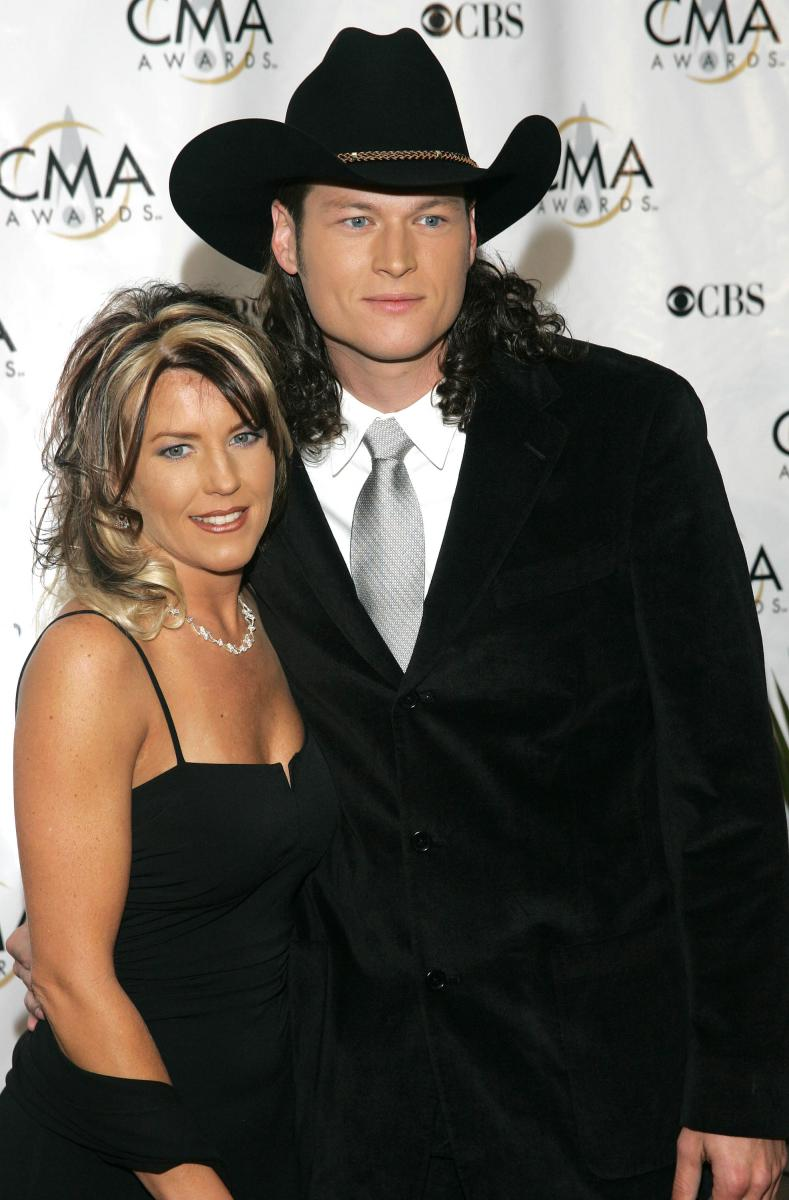 Blake Shelton and ex-wife Kaynette Gern