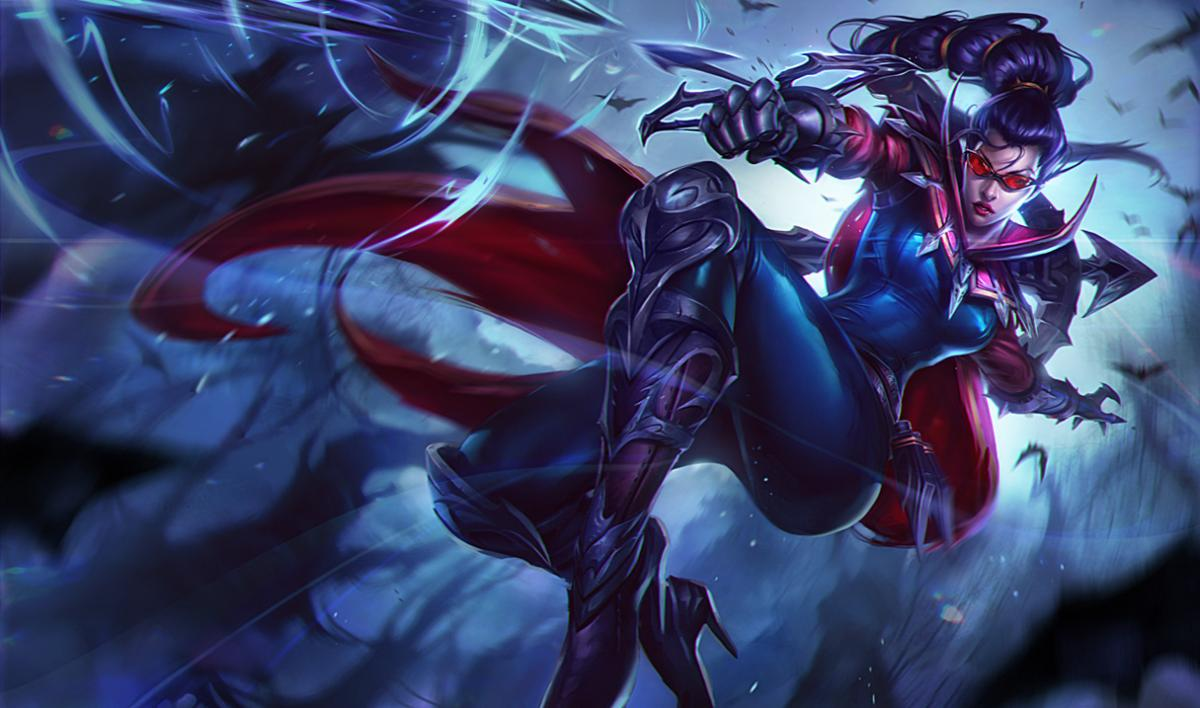 League Of Legends': New 'PROJECT' Skins For Pyke, Akali, Irelia