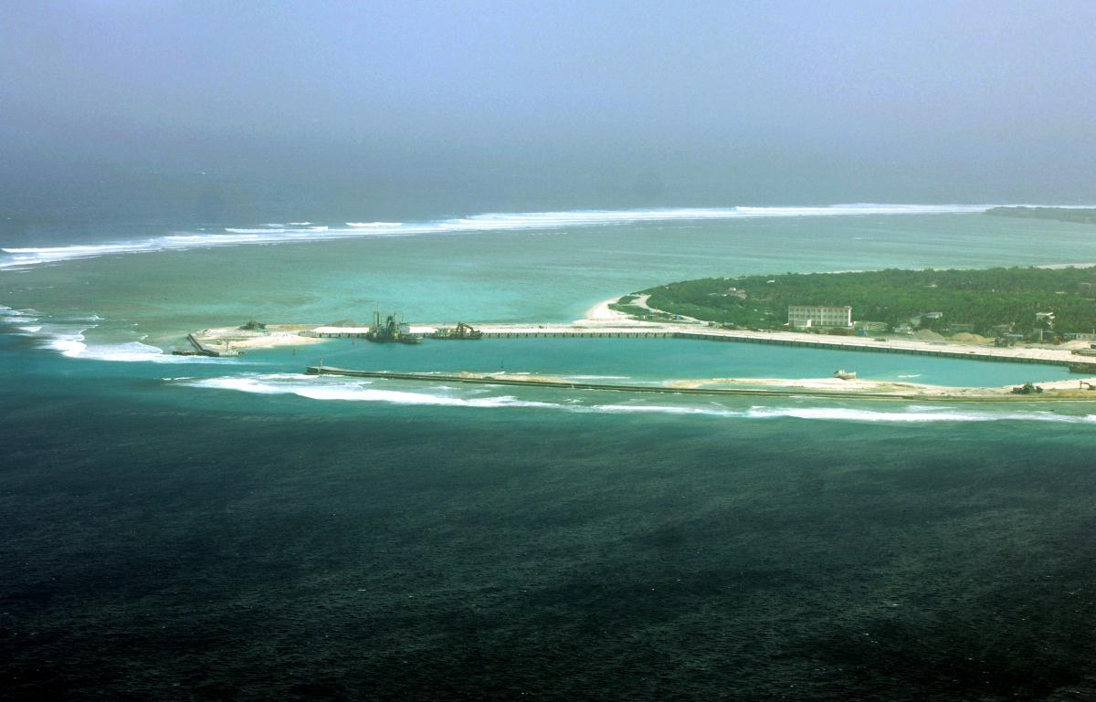 China Increases Aggression In The South China Sea, Sinks Vietnamese Boat