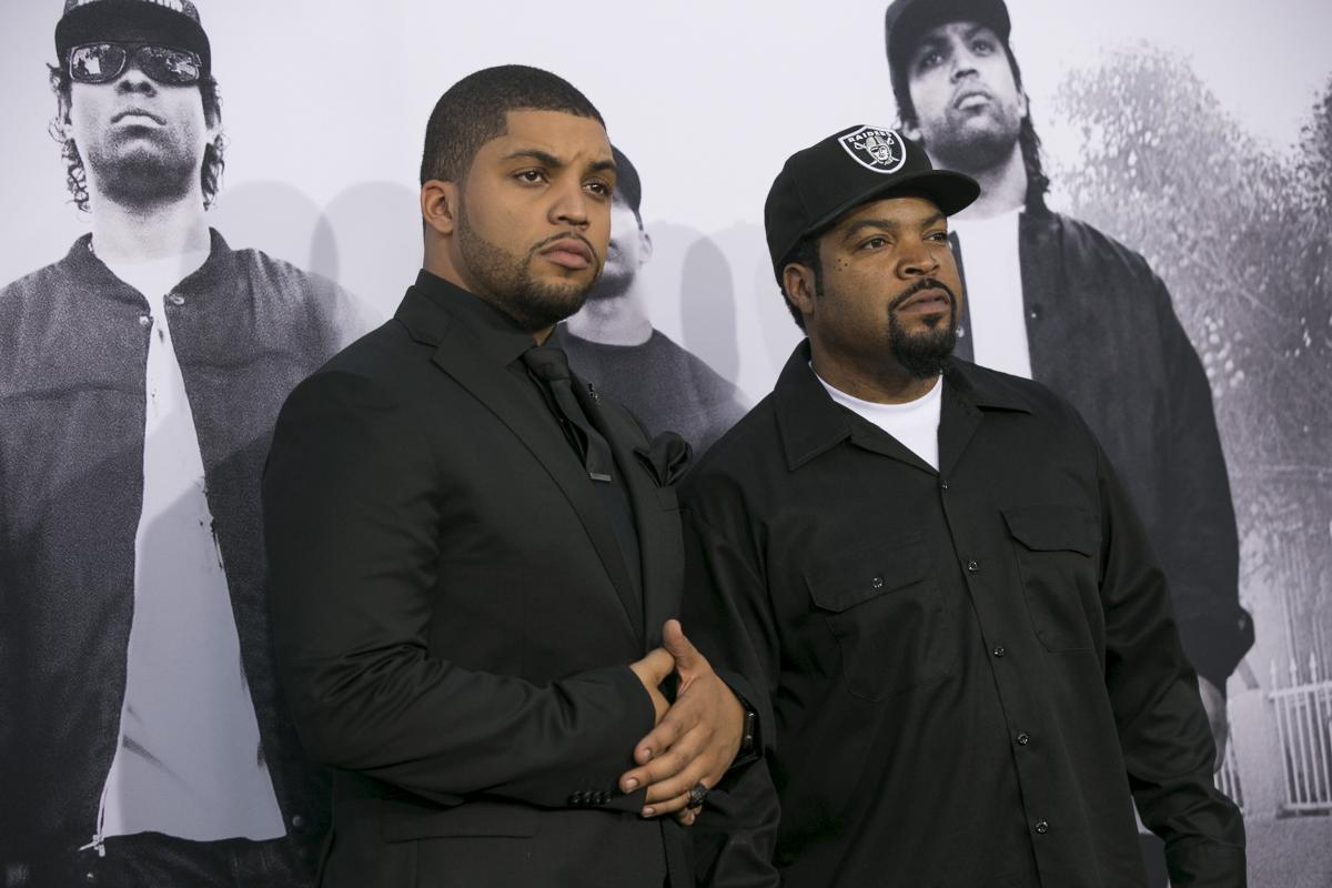 Violent 'Straight Outta Compton' Screenings? LAPD Gang Unit Sent To Premiere Ahead of Nationwide Debut