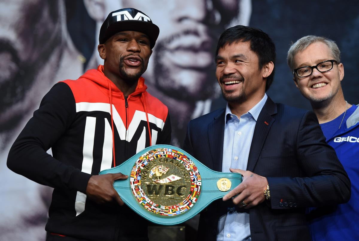 Boxing Star Explains How To KO Manny Pacquiao, Calls Floyd Mayweather 'Kid' - International Business Times
