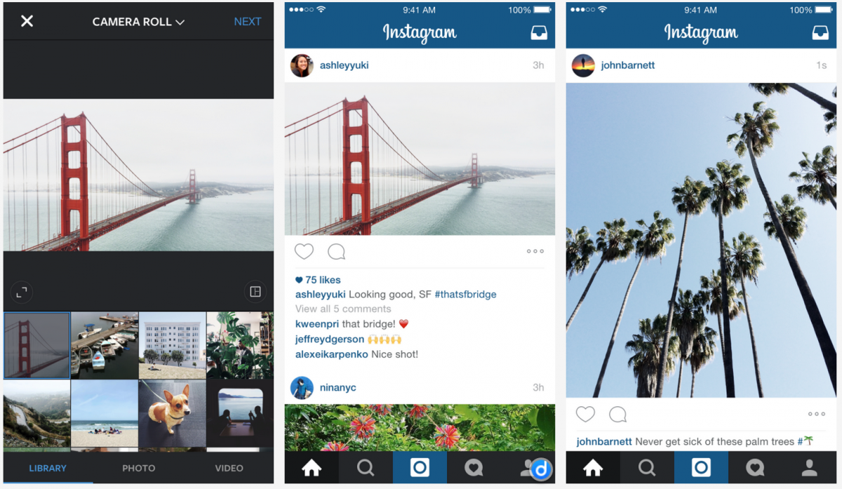 Instagram Filter Update: No More Exclusive Video Filters