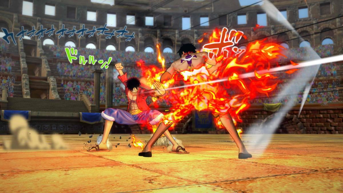 Bandai Namco Announces One Piece Burning Blood For Ps4 Xbox Sony Ps Vita