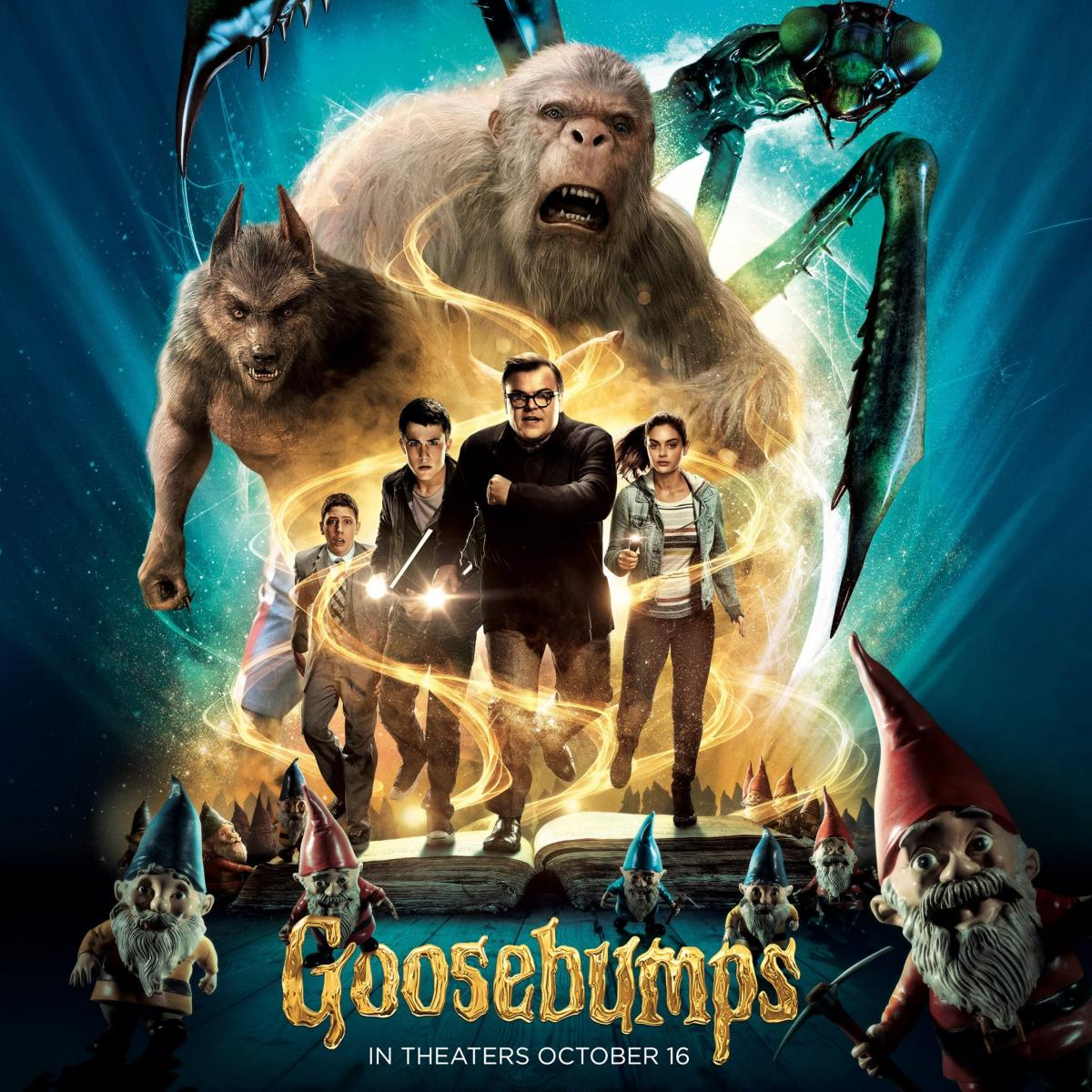 Goosebumps 2015 Movie 16 Monsters From The R L Stine Books We D Like To See In The Film