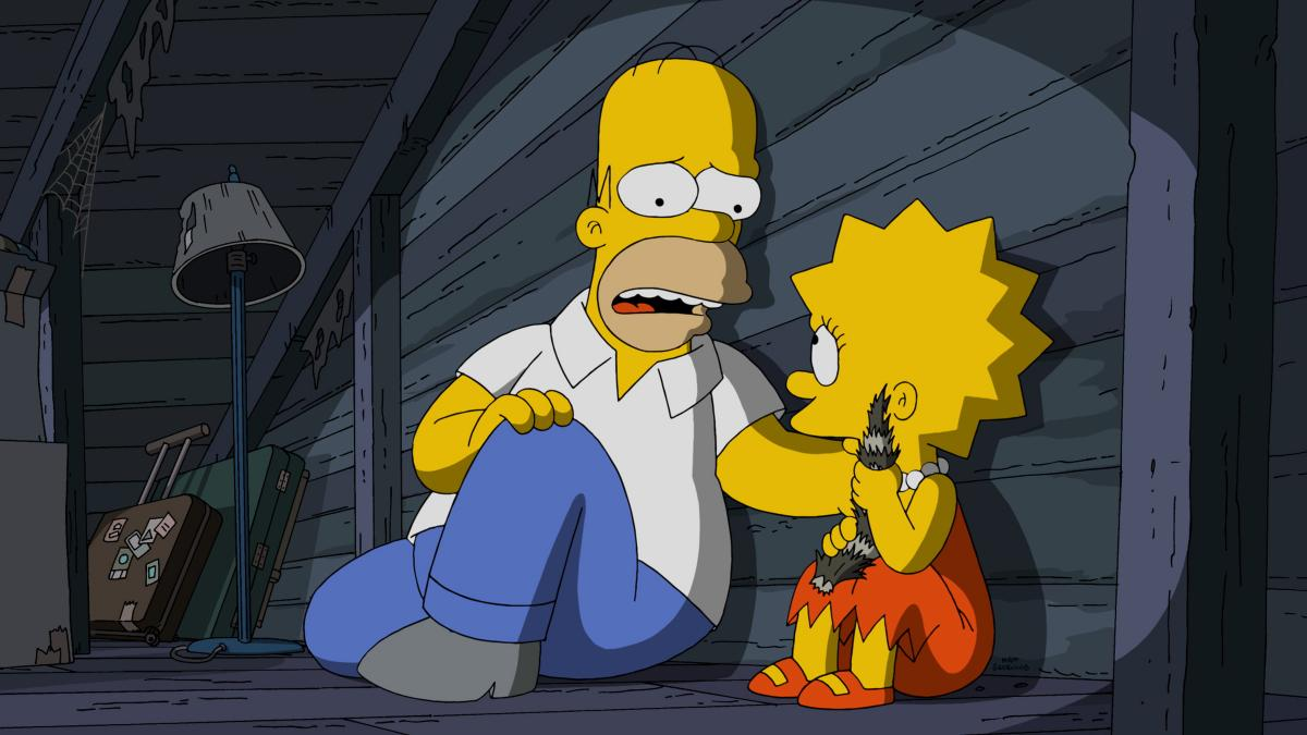 When To Watch 'The Simpsons' Treehouse Of Horror Halloween Marathon