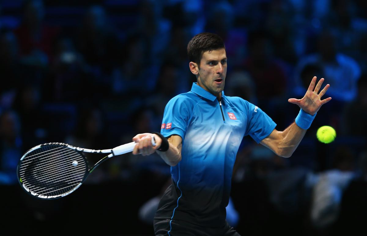Federer Vs Djokovic Atp World Tour Finals