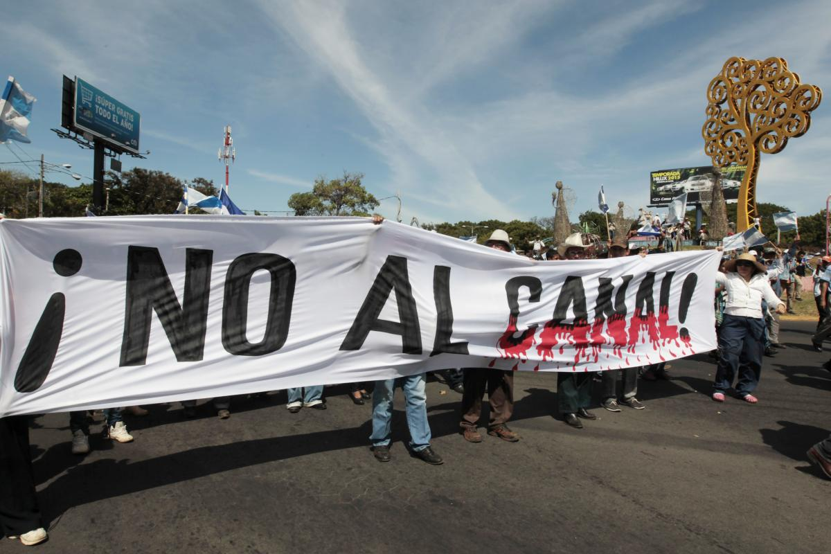 Nicaragua Canal Project: Construction Put On Hold As