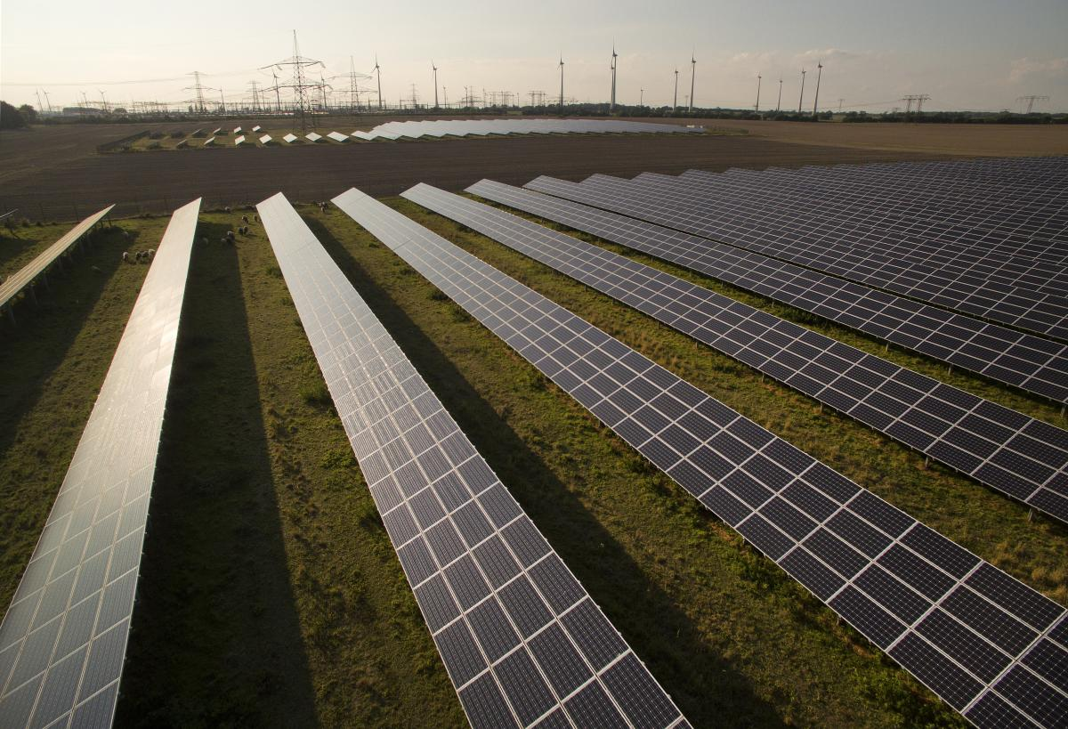 Solar Power In Europe Can Germany And France Lead In