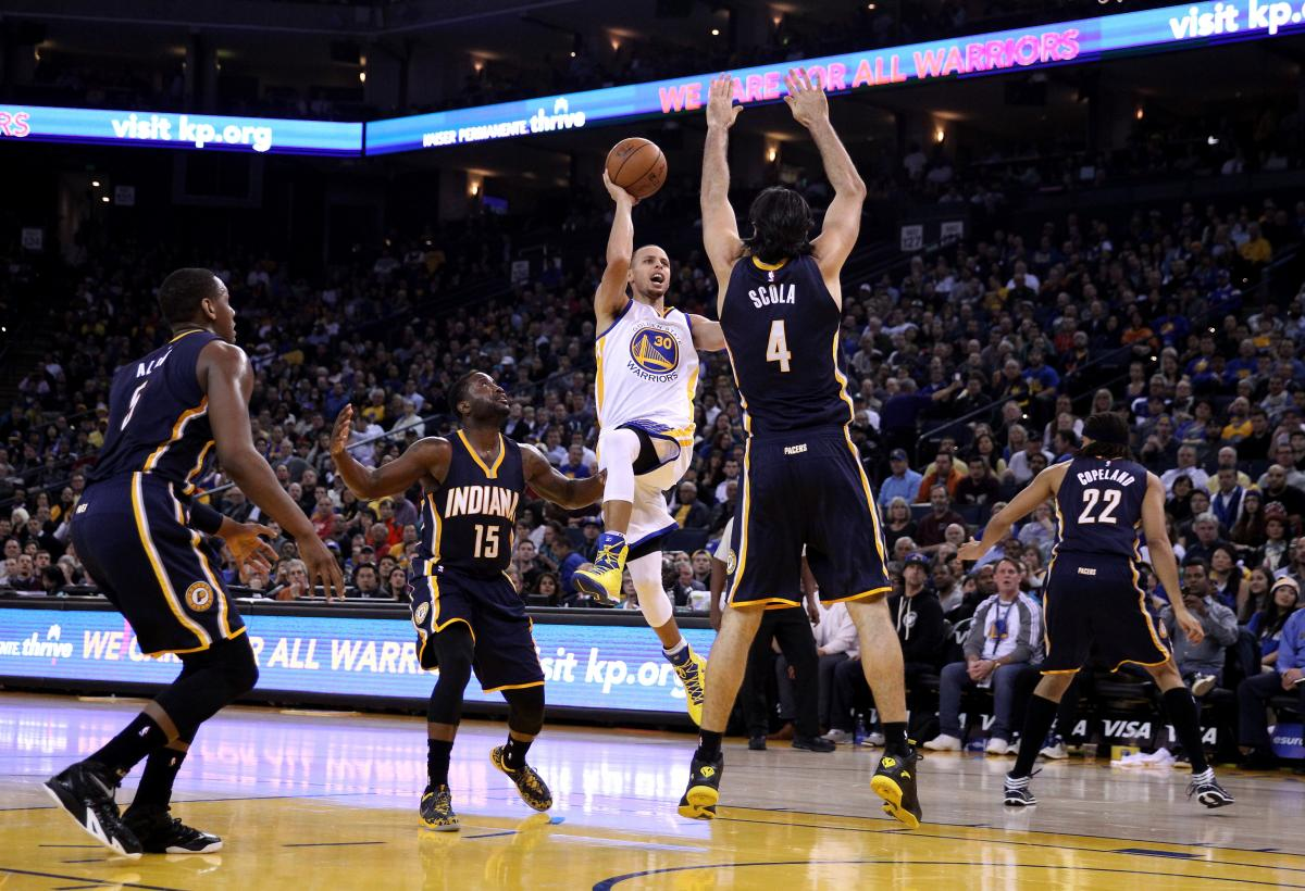 Golden State Warriors vs. Indiana Pacers: TV Channel ...