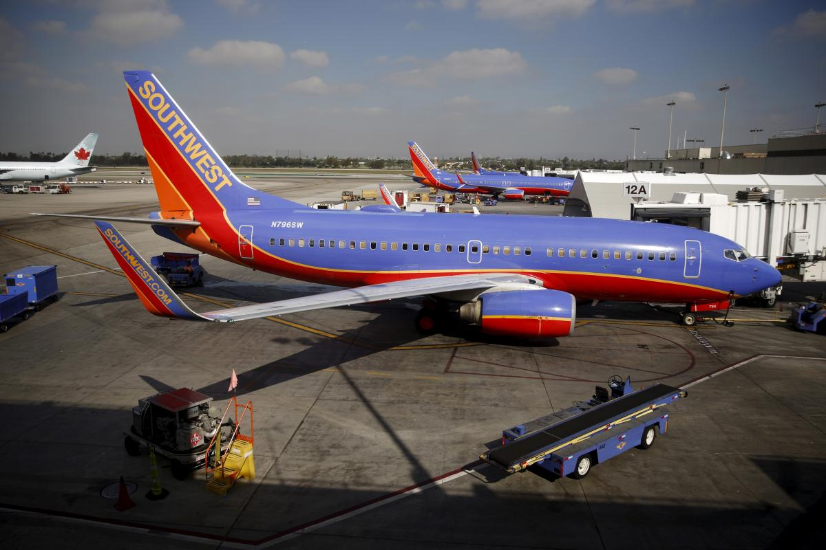 Southwest Airlines Flight Makes Emergency Landing 30 Miles From Destination