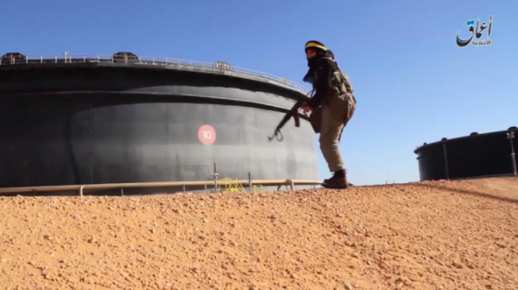 ISIS Moving In On Libya's Oil Fields, Recruiting Engineers To Boost