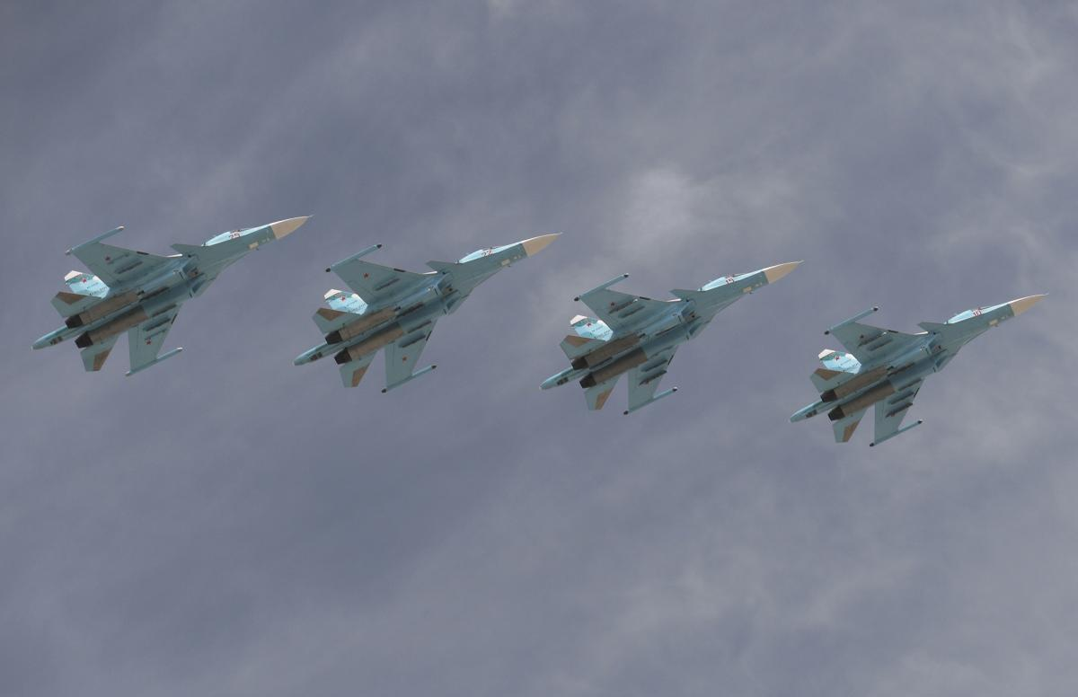 Algeria-Russia Fighter Jets Deal: Algiers To Buy 12 Su-34 Aircraft In $7.5B Deal