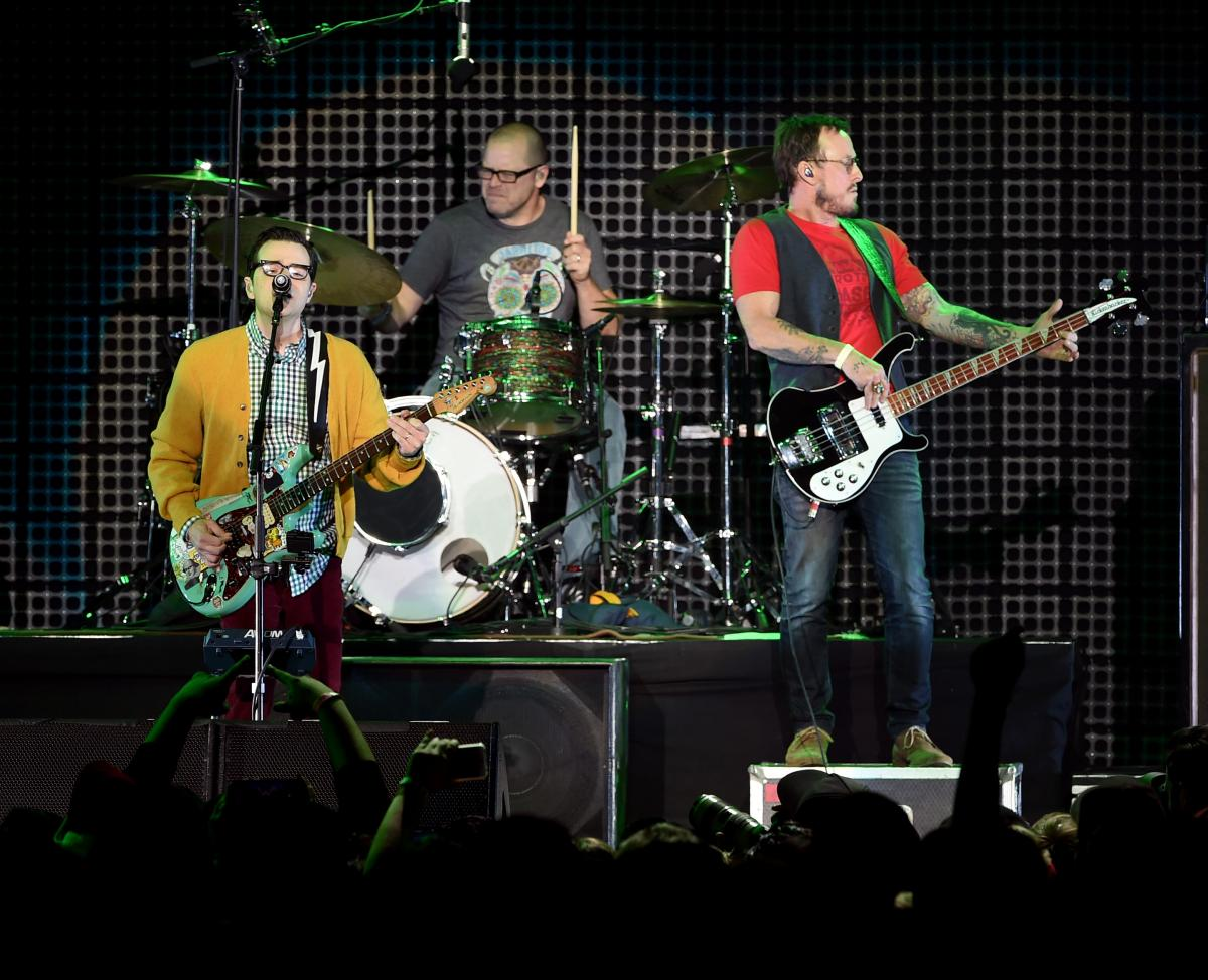 Weezer To Release The White Album In April What You Need To Know