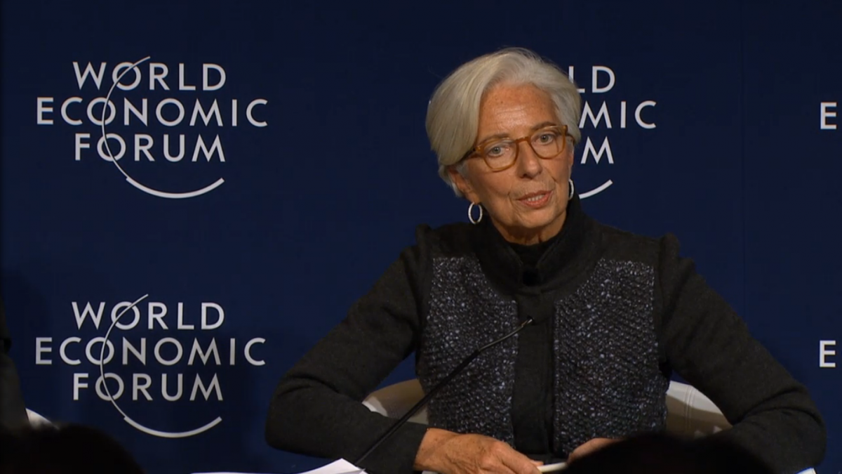 Davos 2016: Heads Of Morgan Stanley, Deutsche Bank, IMF Discuss Bitcoin And The Future Of Banking