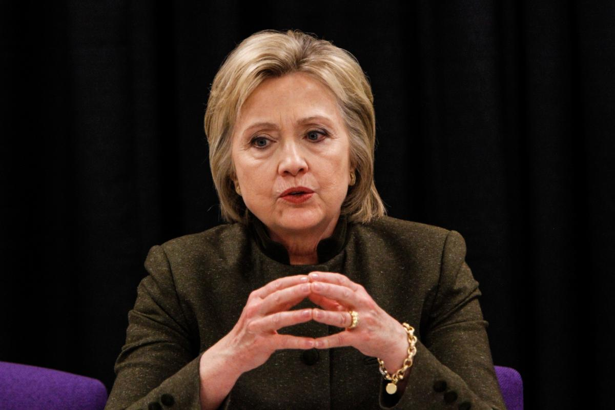 Hillary Clinton, Before Spotlighting Crisis In Flint, Michigan, Voted Against Measure To Prevent Groundwater Pollution