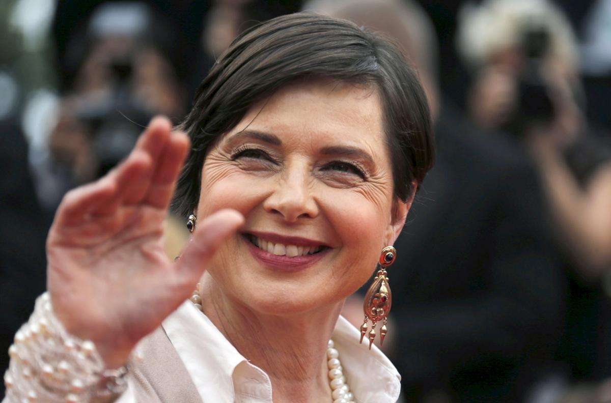 Isabella Rossellini Returns To Lancôme As Its Brand ...