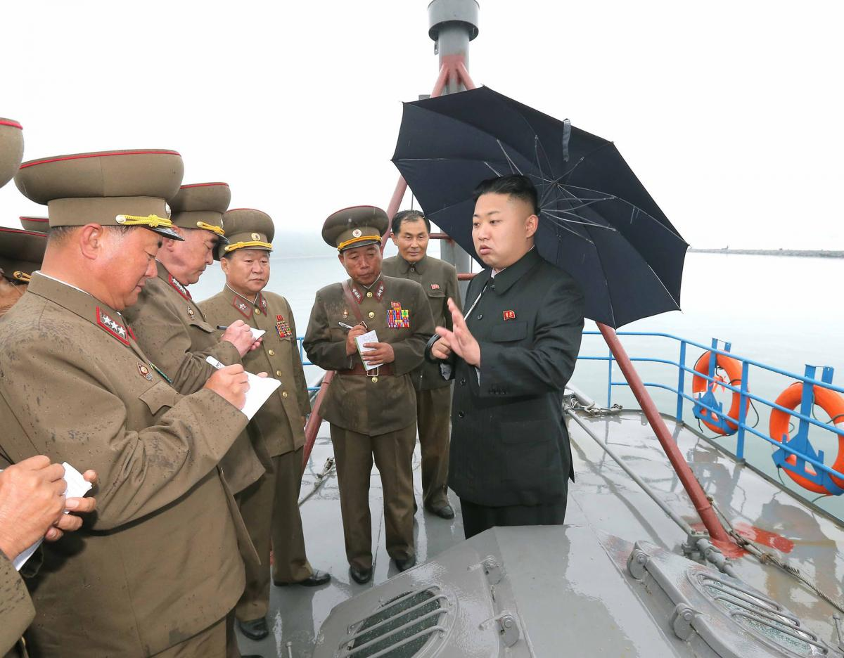 North Korea Conducts Military Exercises Aimed At Key ...