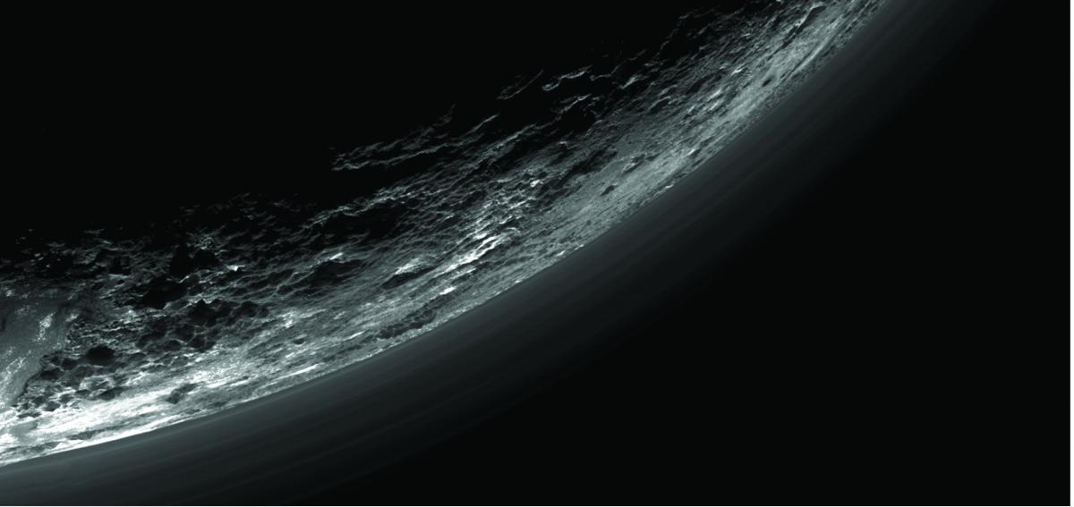 Pluto Is Dark And Dreary, And Now Officially The Underworld