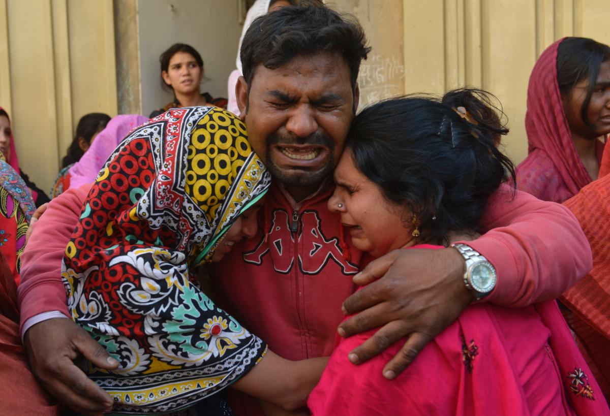 Why The Taliban Targeted Pakistan's Christians: Lahore