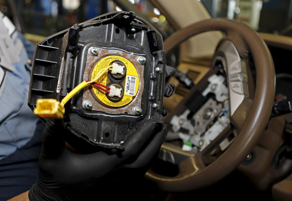Takata Corp.'s Explosive Air Bag Recall List Is Poised To Get Much Longer: Report