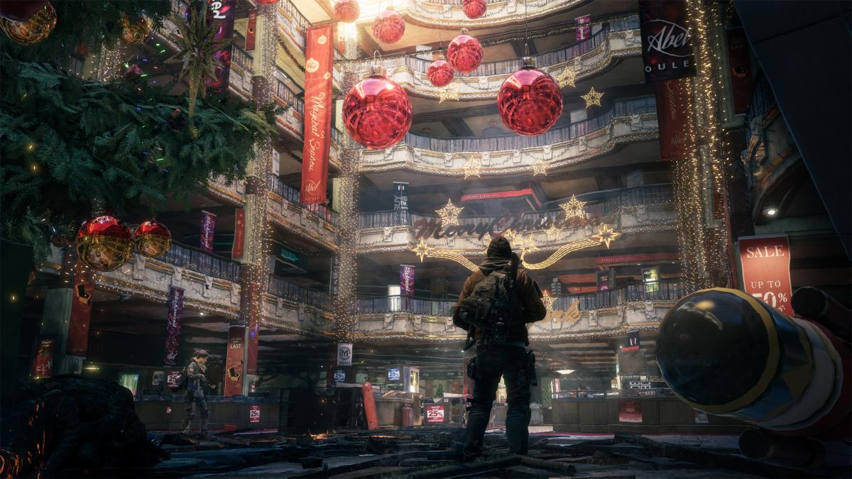 'The Division' Update 1.2 Will Feature Massive Changes To Dark Zone Bracket Levels And Loot Drops