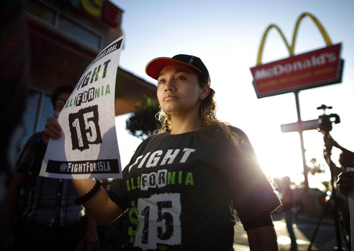 Minimum Wage And Fast-Food Workers: Now, 'Fight For $15' Organizers Want To Join A Union, Too
