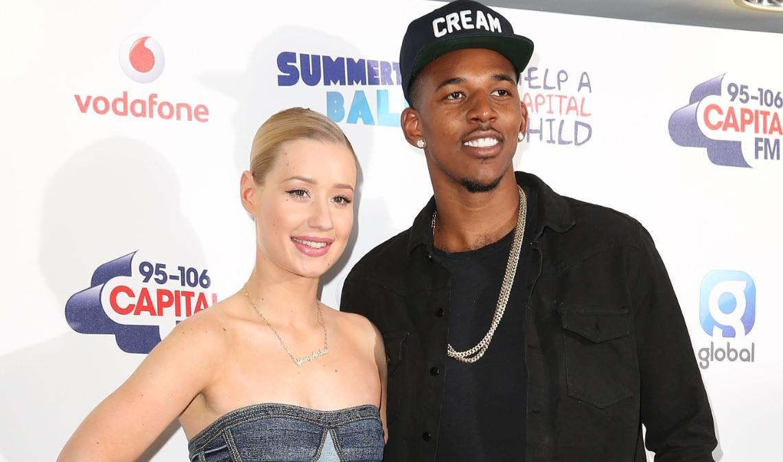 Nick Young Pens Cryptic Tweet About Possible Iggy Azalea ...