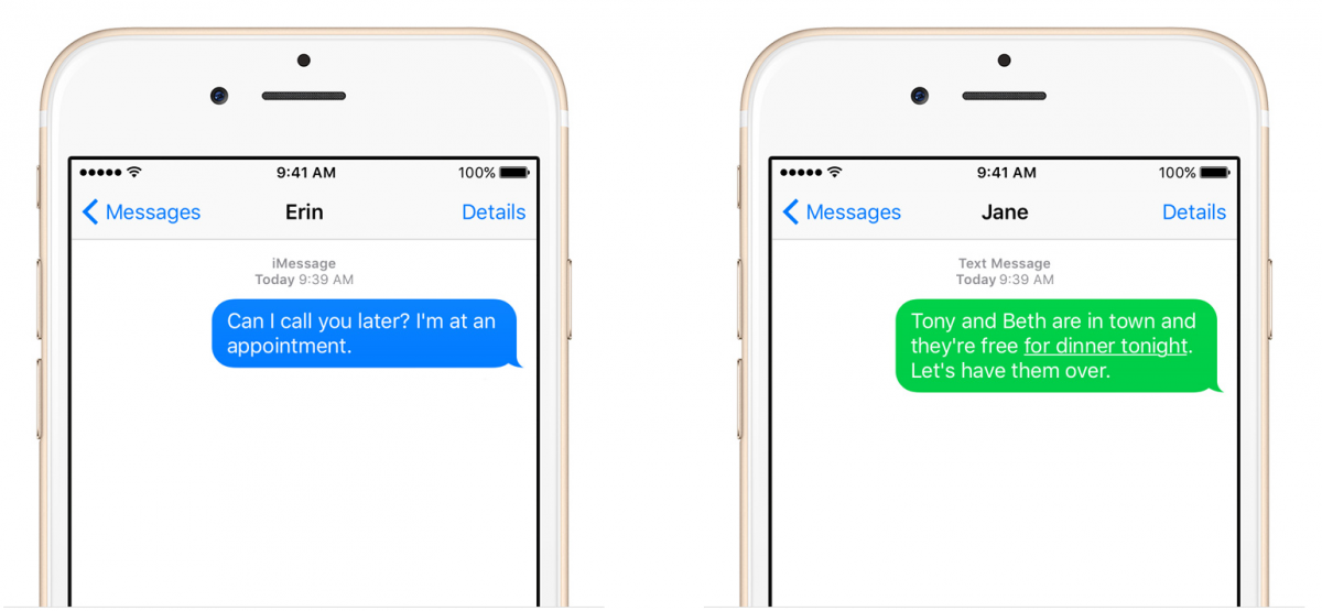 Is Apple Releasing iMessage For Android? Mockups Of iOS App