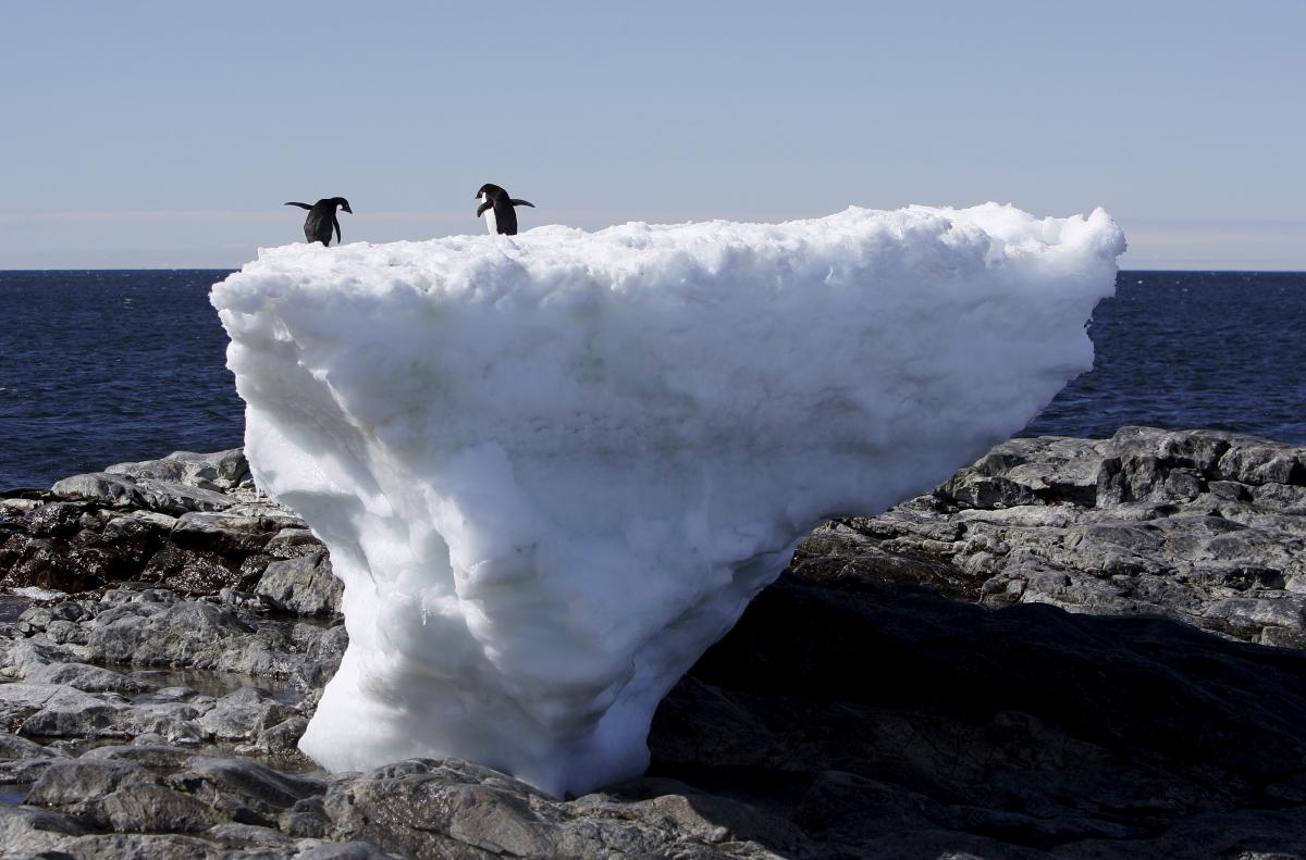 Climate Change  Antarctica Carbon Dioxide Levels Cross 400 Parts Per Million For First Time In 4