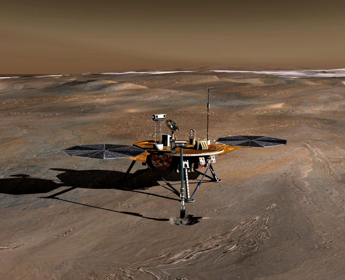 Mars Soil Capable Of Growing Vegetables, Dutch Scientists Say