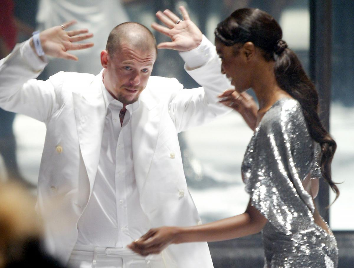 Alexander McQueen's DNA Is Being Used For Fashion Line Called 'Pure Humans'
