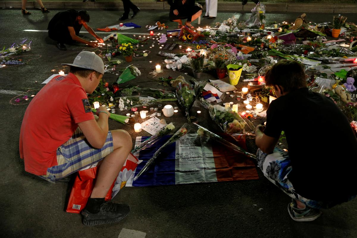 Attack On Nice: 12,000 Police Reservists Deployed In France To Help Boost Security