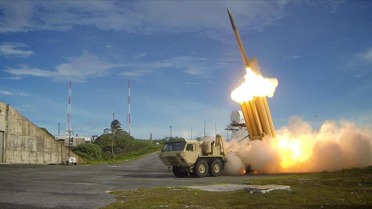 China Paper Says US, South Korea Will 'Pay The Price' For Planned Missile System