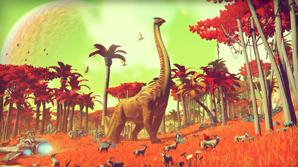 'No Man's Sky' PC Performance Guide: 3 Tips To Fix The Game's Framerate And Stutter Problems