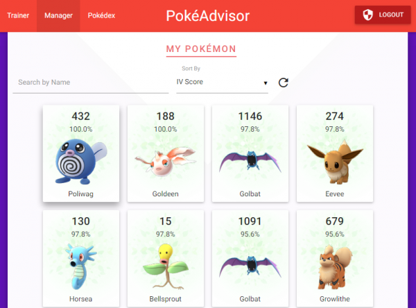 Pokémon Go' Adds IV Calculator In New Android 0 35, iOS 1 5 Update