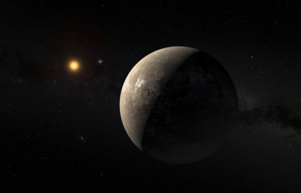Can Planet Proxima B Sustain Life? Scientists Say Earth-Like World Could Be Mankind's Future Home