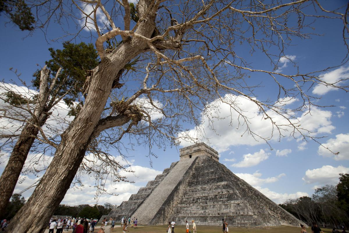 Why Did The Maya Civilization Decline? New Research Suggests Irrigation Technology Is To Blame