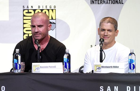 'Prison Break' Season 5 Spoilers: Dominic Purcell Reacts To High Anticipation For FOX Series; See More Photos Of Lincoln's Tattoos!