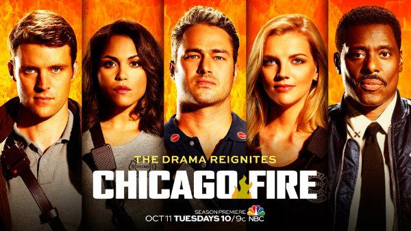 'Chicago Fire' Season 5 Spoilers: Eamonn Walker Says Firehouse 51 To 'Move On' From Borelli's Injury