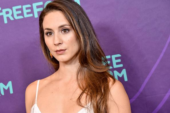 'Pretty Little Liars' Star Troian Bellisario Shares Throwback Cast Photo As Filming Comes To A Close