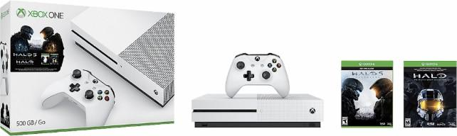 "Tech Deals: $250 Off Xbox One S 500GB + 55"" Samsung LED 4K"