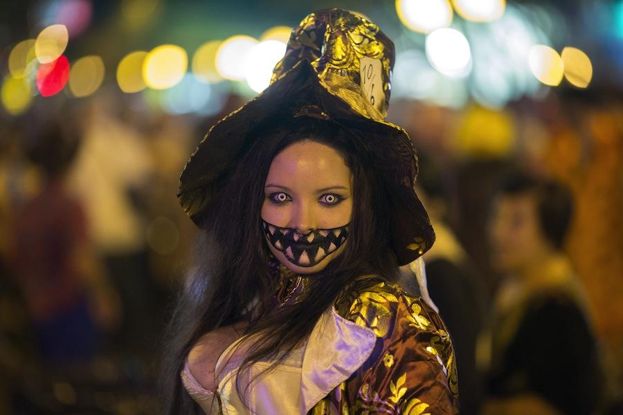 Halloween 2016 LA Parties: Your Guide To The Hottest Events