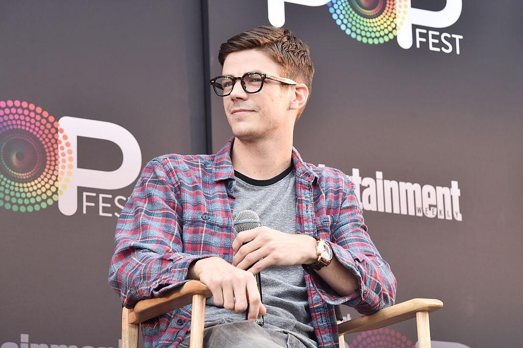 'The Flash' Season 3 Spoilers: Grant Gustin Teases Savitar's Arrival In Central City
