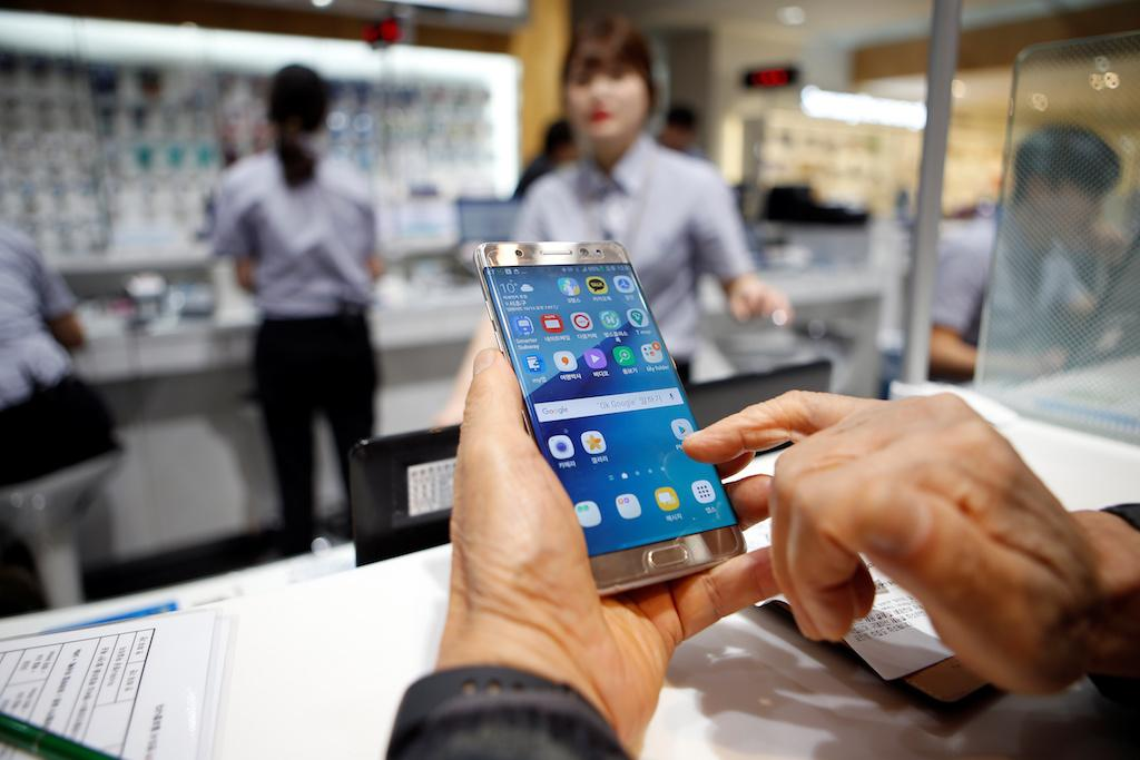 Samsung Planning To Add Pressure-Sensitive Display To The Galaxy S8
