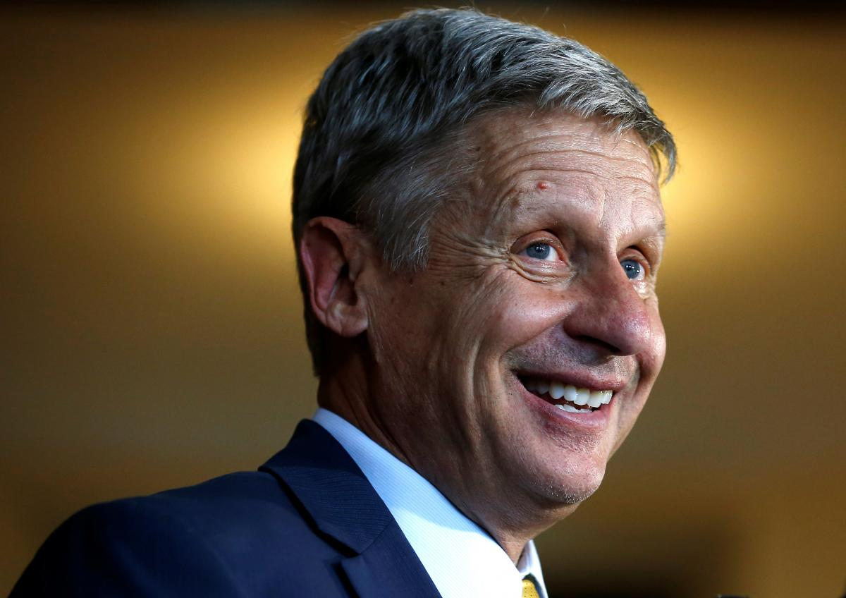 Election 2016 Results: Did Gary Johnson, Jill Stein Cost ...