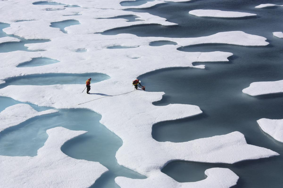 Global Warming Effects: Climate Change Makes North Pole Warmer By 36 Degrees